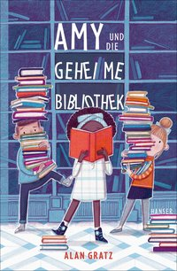Cover Amy und die geheime Bibliothek