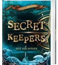Cover Secret Keepers Zeit der Späher