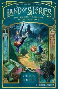 Cover Das magische Land Die Suche nach dem Wunschzauber