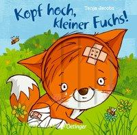 Cover Kopf hoch kleiner Fuchs