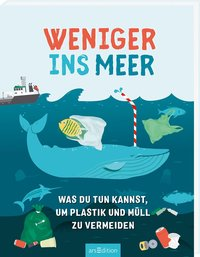 Cover Weniger ins Meer