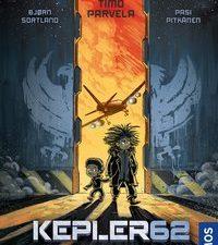 Cover Kepler62 Die Einladung