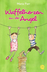 Cover Waffelherzen an der Angel