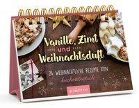 Cover Vanille Zimt und Weihnachtsduft
