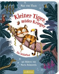 Cover Kleiner Tiger müder Krieger