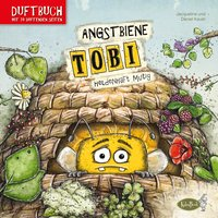 Cover Angstbiene Tobi
