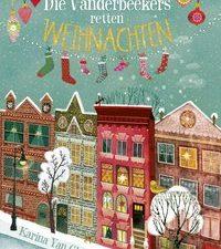 Cover Die Vanderbeekers retten Weihnachten