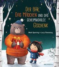 Cover Der Bär das Mädchen und das geheimnisvolle Geschenk