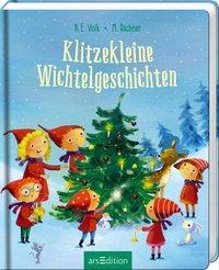 Cover Klitzekleine Wichtelgeschichten