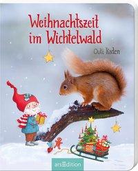 Cover Weihnachtszeit im Wichtelwald