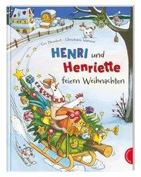Cover Henri und Henriette feiern Weihnachten