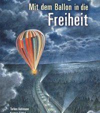 Cover Mit dem Ballon in die Freiheit