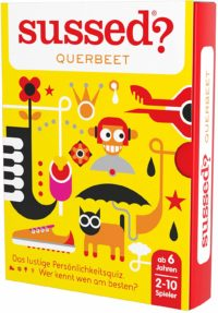 Cover Sussed Querbeet