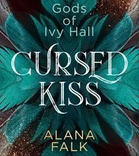 Cover Gods of Ivy Hall Cursed Kiss