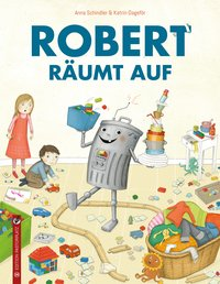 Cover Robert räumt auf