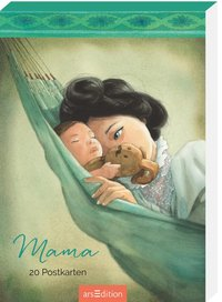 Cover Mama Postkartenbuch
