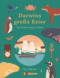 Cover Darwins große Reise