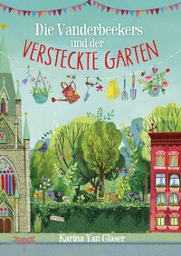 Cover Die Vanderbeekers und der versteckte Garten