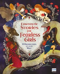 Cover Fantastic Stories for Fearless Girls