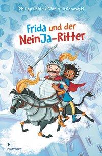 Cover Frida und der NeinJa-Ritter