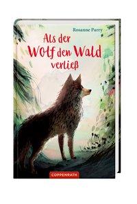 Cover Als der Wolf den Wald verließ