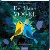 Cover Der blaue Vogel