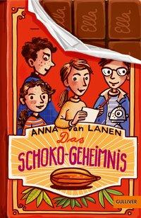 Cover Das Schoko-Geheimnis
