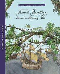 Cover Fernando Magellan einmal um die ganze Welt