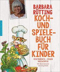 Cover Koch- und Spielebuch für Kinder