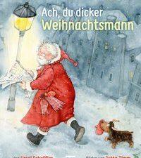 Cover Ach du dicker Weihnachtsmann