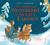 Cover Die wundersame Winterreise der Selma Larsson
