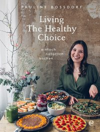 Cover Living The Healthy Choice