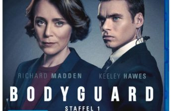 Cover Bodyguard Staffel 1