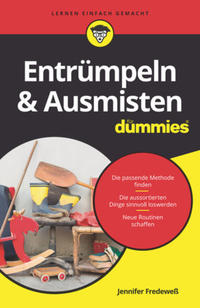 Cover Entrümpeln und Ausmisten für Dummies