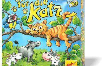 Cover Für die Katz